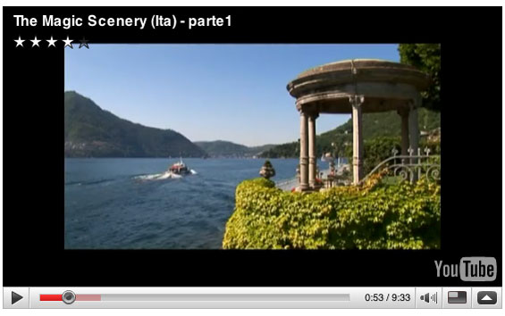 "Como: video ""The magic Scenery"""