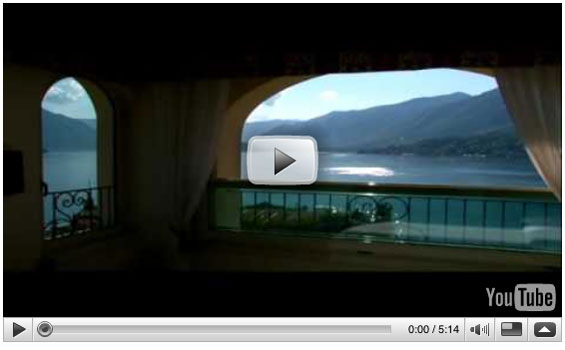 "Video "" Feeling good on the magic Lake Como"""