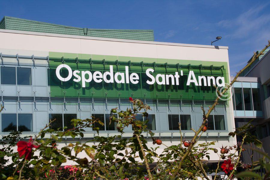 Nuovo Ospedale S. Anna - S. Fermo Como