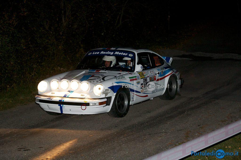 FOTO – Rally di Como 2011 P.S. Alpe grande