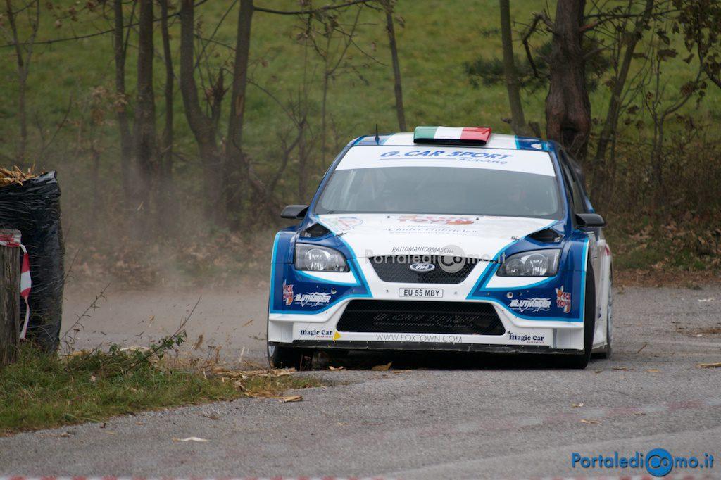 FOTO – Rally di Como 2011 P.S. Sormano