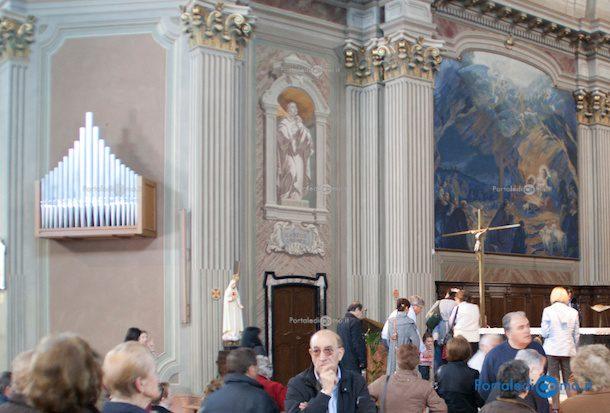 Santuario Maccio Como apparizione Madonna