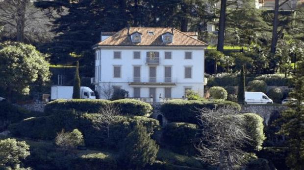 Villa Lago Como Torno