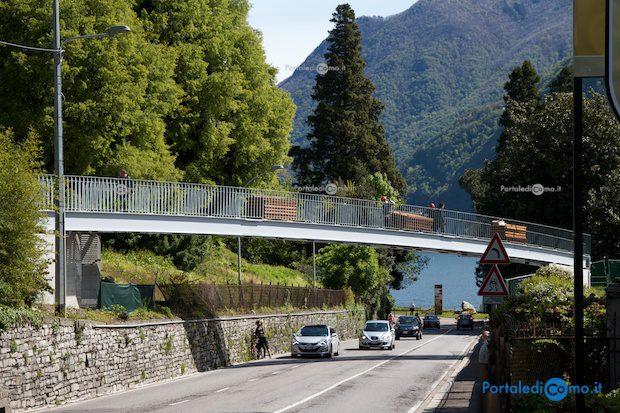 Il ponte dal lato verso Como - © Foto F. Molina