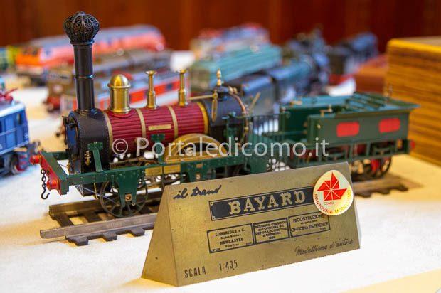 Mostra treni Rivarossi Broletto Como-11
