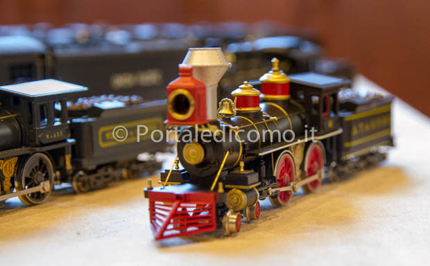 Mostra treni Rivarossi Broletto Como-8
