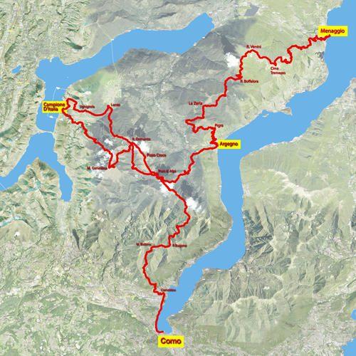 marathon trail lago di como 2013