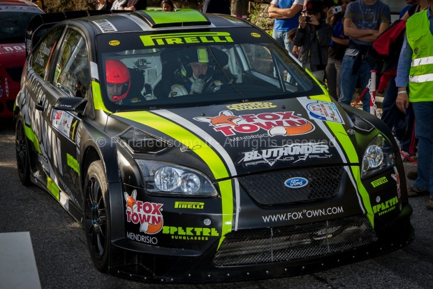 Rally Como 2013-Porro - Brusadelli