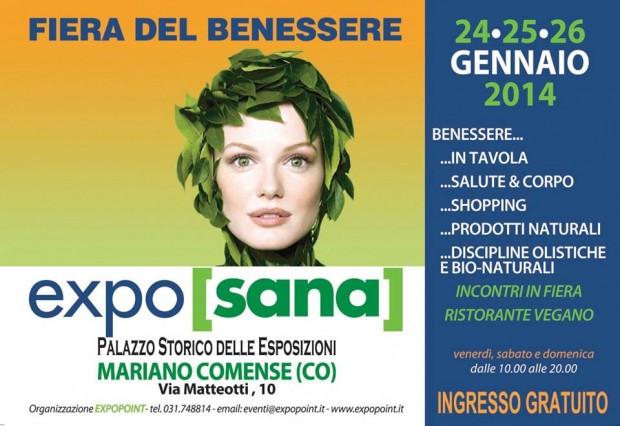 EXPO SANA 2014 Mariano Comense Como