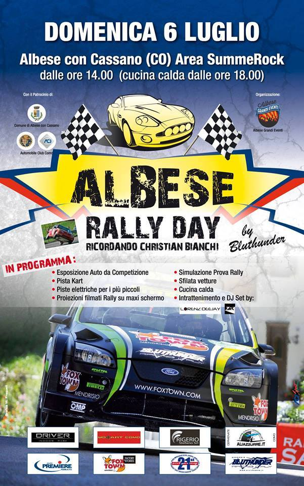 albese rally day