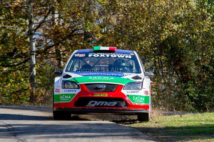 3-Rally Aci Como 2014 - Fontana Corrado