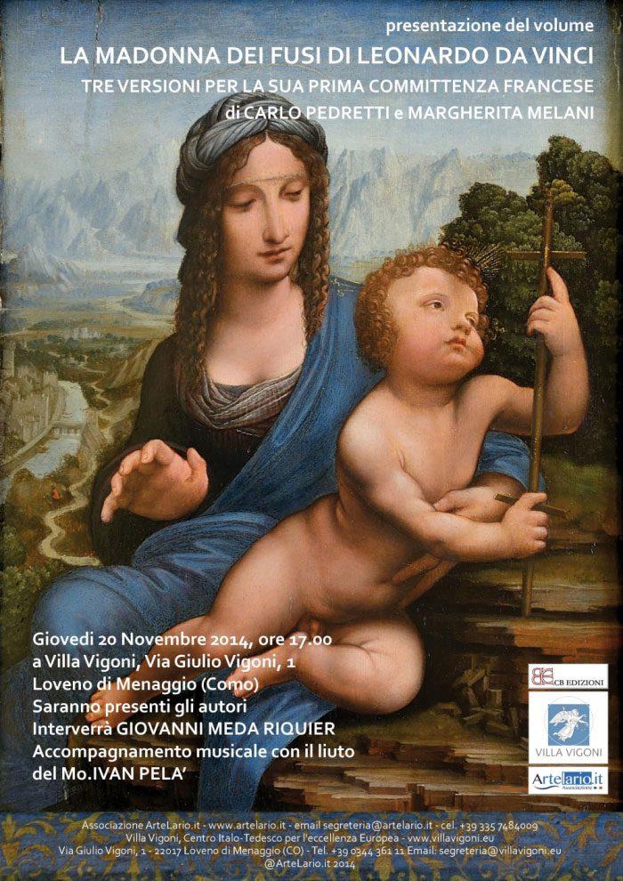 Madonna-dei-fusi-leonardo