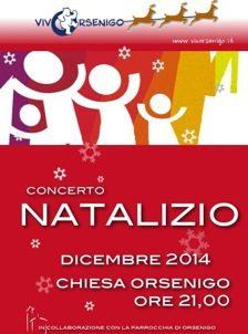 Orsenigo:la magia del Natale col Coro Gospel