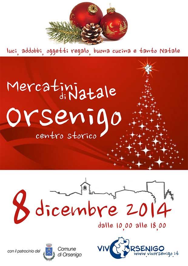 Orsenigo: Mercatini di Natale 2014 - PORTALE di COMO