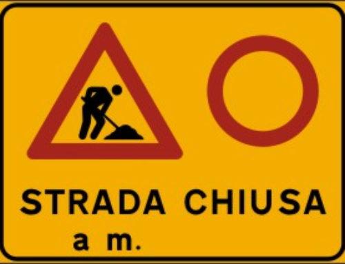 Como: Via Scalabrini chiusa fino al 2 agosto