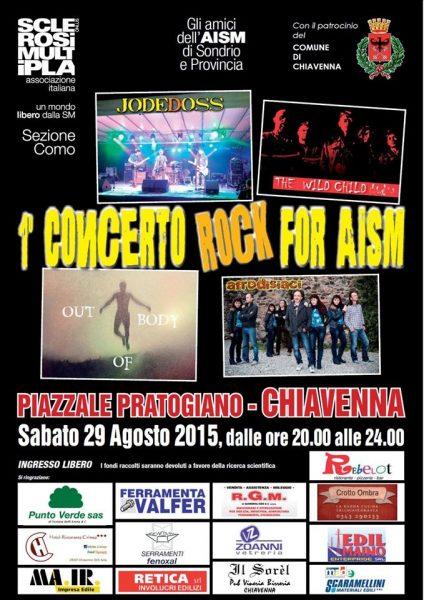 concerto per AISM Chiavenna