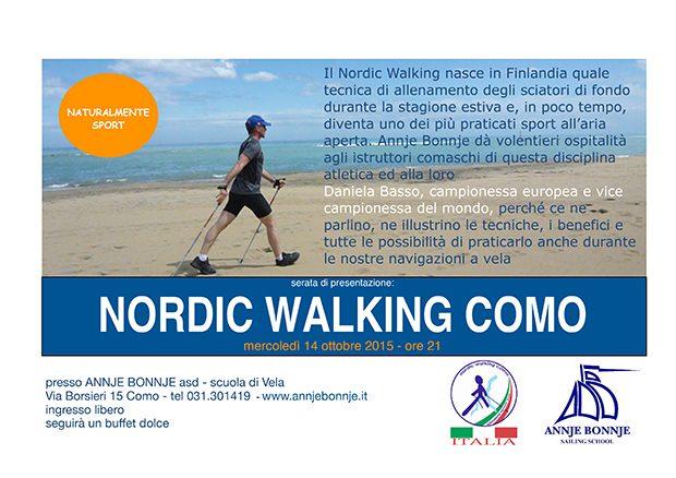 nordik-walking-como