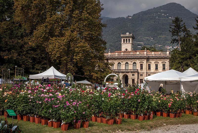 Cernobbio: decima edizione di Orticolario a Villa Erba