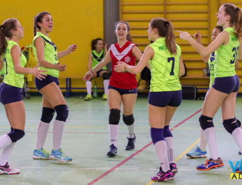 5^ Giornata Under 16 Femminile – Girone Campione Provinciale Como Virtus Cermenate 3– Intercomunale Blu0