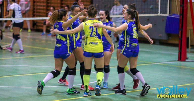 Virtus Cermenate Volley femminile: i risultati del week-end