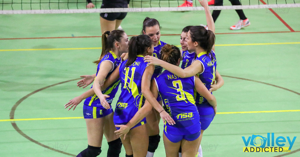 Virtus Cermenate 3 – Cd Transport Como Volley 0