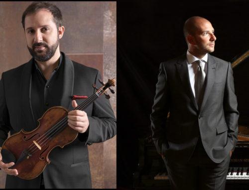 Como Classica: concerto per violino e pianoforte