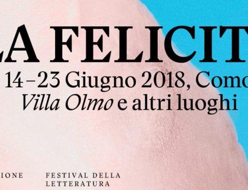 Parolario 2018 dal 14 al 23 giugno a Como e Cernobbio