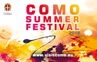 Como: estate 2018 con Como Summer Festival