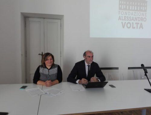 Como: risultati e progetti futuri della Fondazione Alessandro Volta
