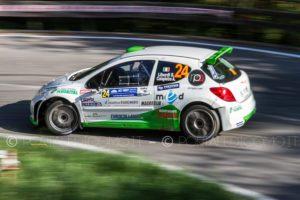 Rally Aci Como 2018 Shakedown PS Ghisallo 108