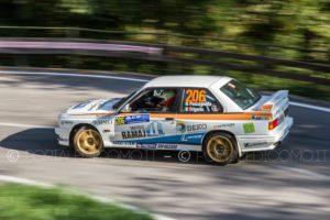 Rally Aci Como 2018 Shakedown PS Ghisallo 110