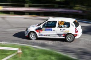 Rally Aci Como 2018 Shakedown PS Ghisallo 126