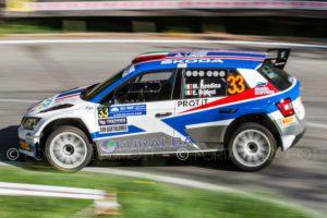 Rally Aci Como 2018 Shakedown PS Ghisallo 143