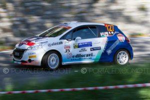 Rally Aci Como 2018 Shakedown PS Ghisallo 158