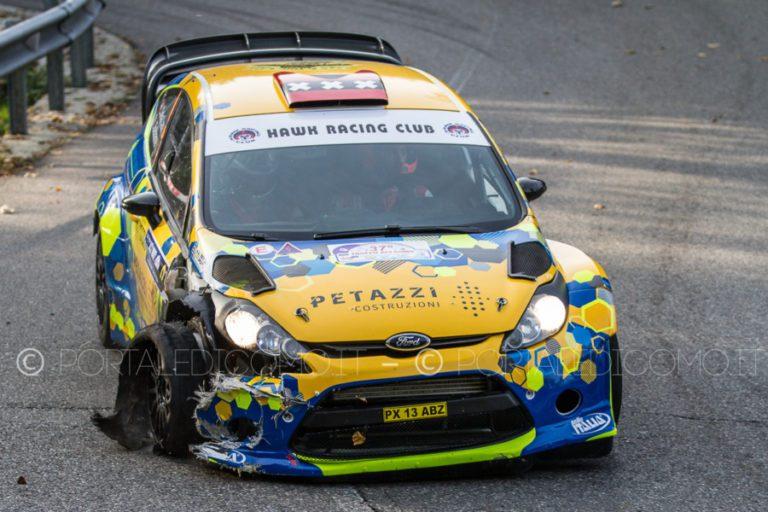 37° Rally Trofeo Aci Como: foto della prima giornata di gare