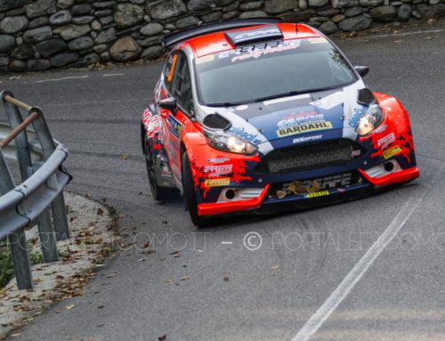 37° Rally Trofeo Aci Como edizione 2018 dal 18 al 20 ottobre