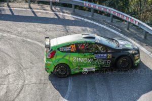 Rally Aci Como 2018 Shakedown PS Ghisallo 42