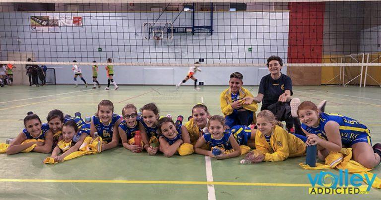 Virtus Cermenate Volley femminile Under 12 e Under 13