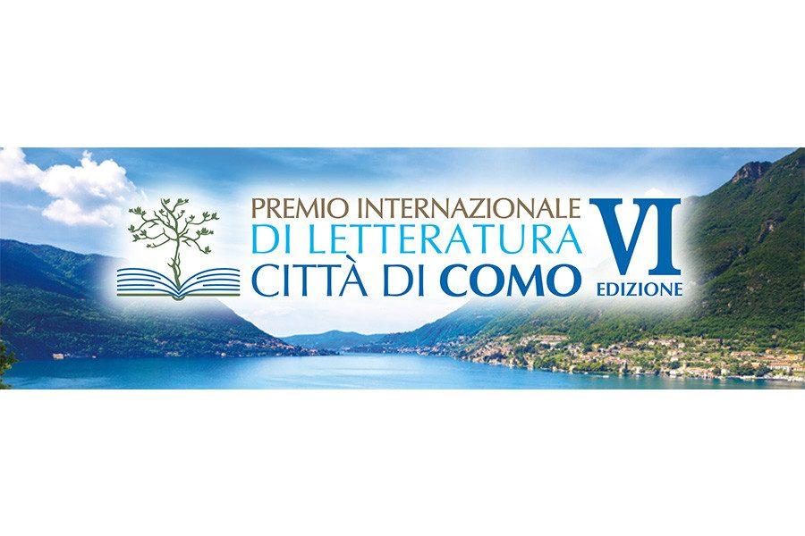 Como: Premio Internazionale di Letteratura Città di Como, VI Edizione