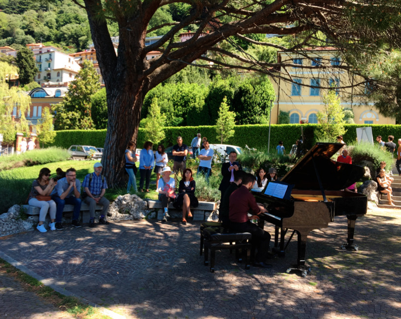 Piano City Milano @Como a Villa Erba: 7 ore di musica no-stop