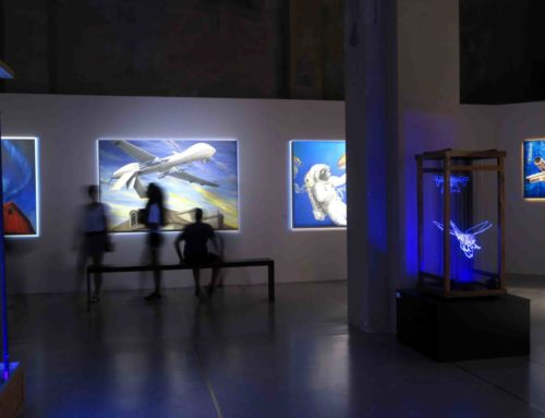 "Como: mostra ""Interference"""