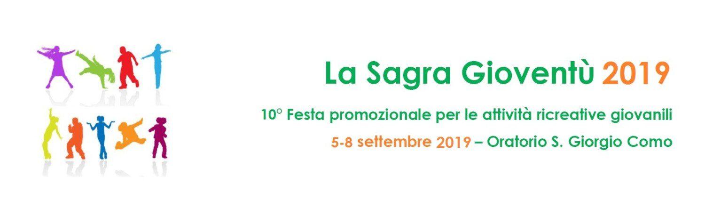 Como: tutto pronto per l'edizione 2019 della Sagra Gioventù