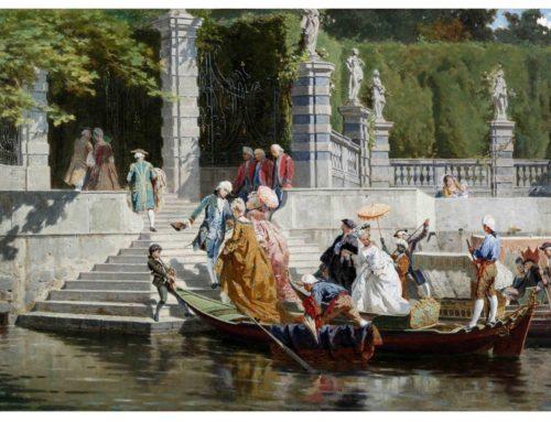 A Villa Carlotta le Giornate Europee del Patrimonio