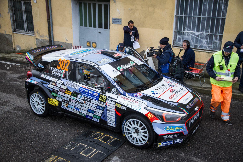 Rally di Como 2019: Kevin Gilardoni precede Corrado Fontana di soli 10 secondi