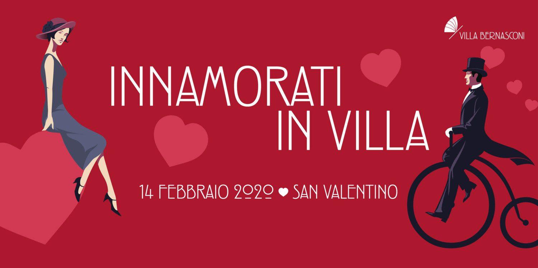 S.Valentino 2020 a Villa Bernasconi