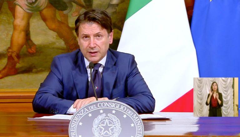 Decreto Rilancio: Conte mette sul tavolo 55 miliardi.