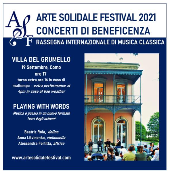Concerto Villa Del Grumello